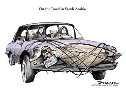 SaudiWomenDrivers