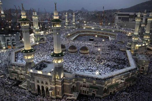 Al-Haram-Mosque-Mecca