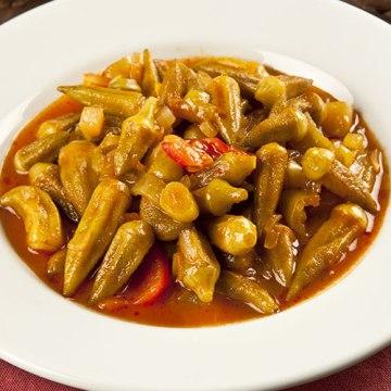 Bamya-Egyptian-Dinner-Recipe